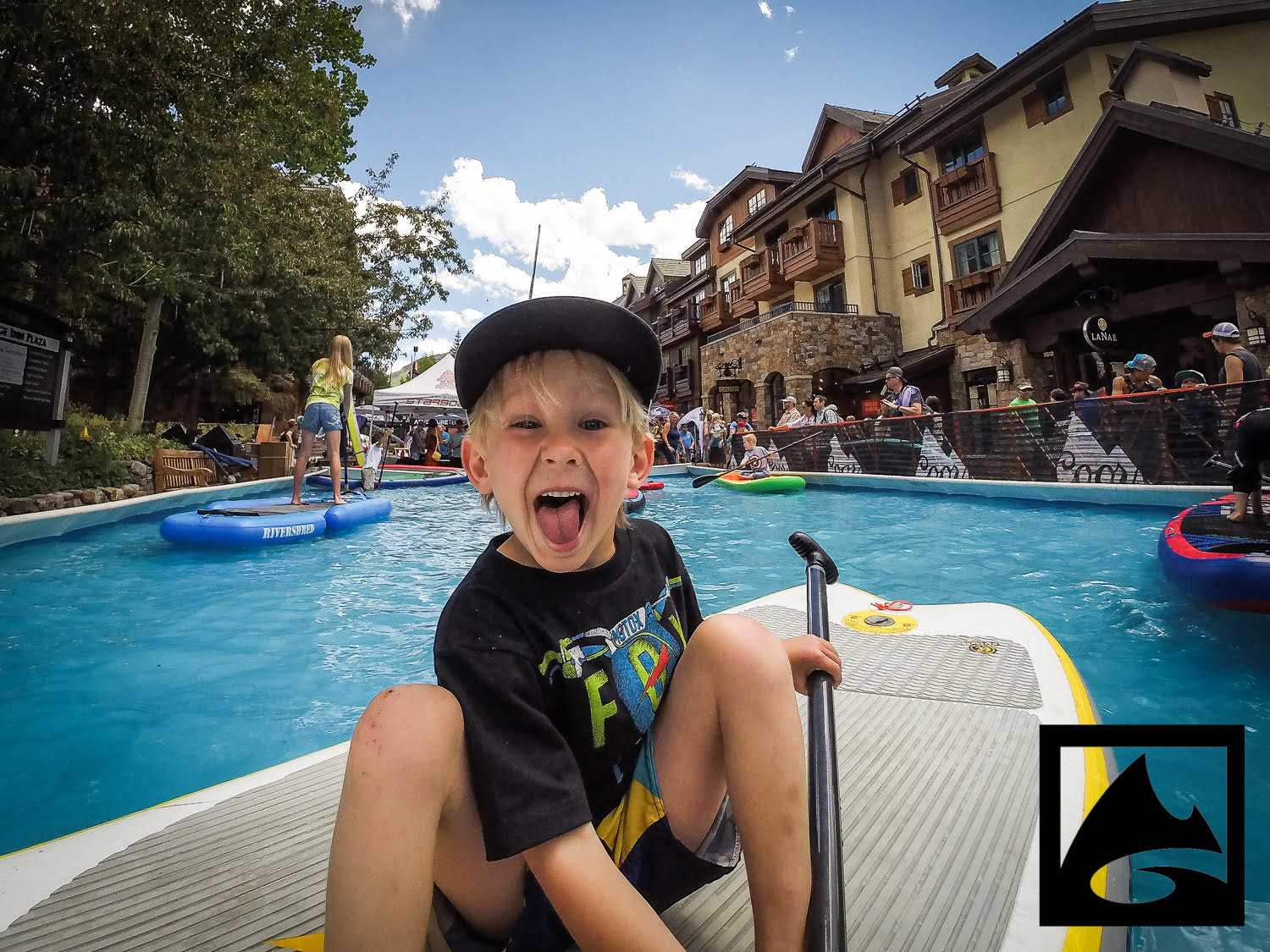 kid-SUP-gopro-games-vail
