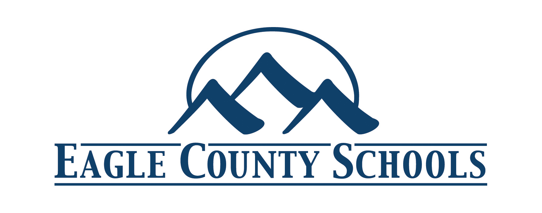Blue ECS Logo
